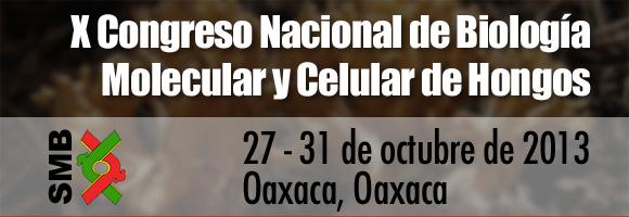 X Congreso de Biología Molecular y Celular de Hongos
