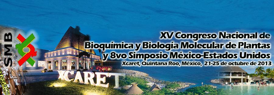 XV Congreso Nacional de Bioquímica y Biología Molecular de Plantas