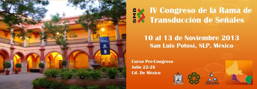 IV Congreso de la Rama de Transducción de Señales
