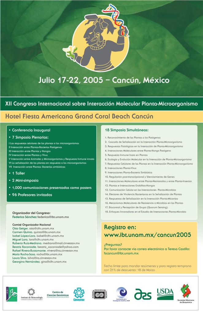 XII Congreso Internacional sobre Interacción Molecular
