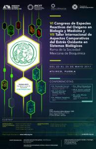 VI Congreso de Especies Reactivas del Oxigeno en Biología y Medicina