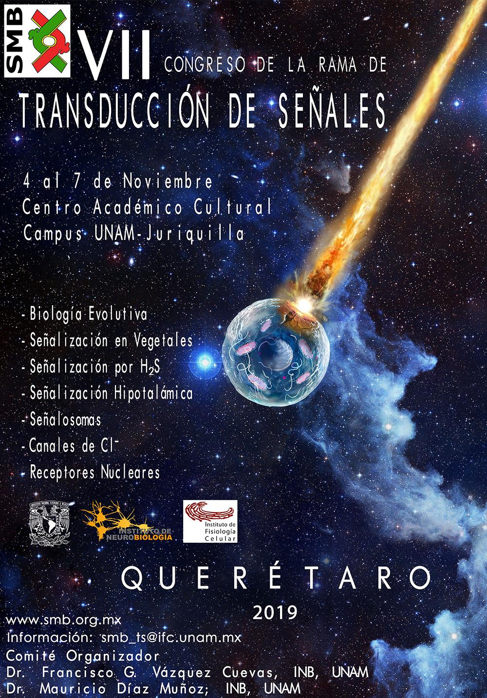 VII Congreso de la Rama de Transducción de Señales