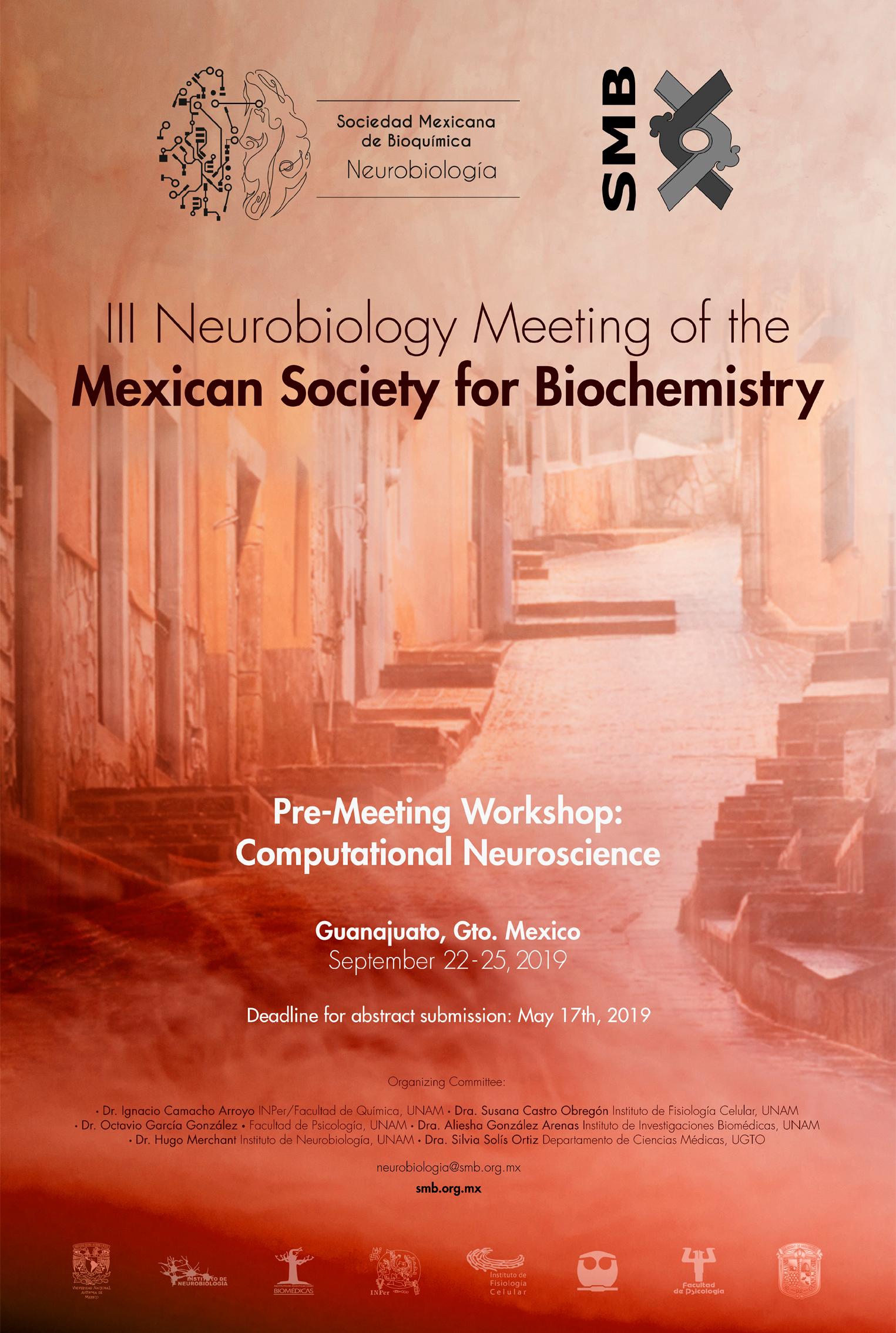 III Congreso Neurobiology Meeting