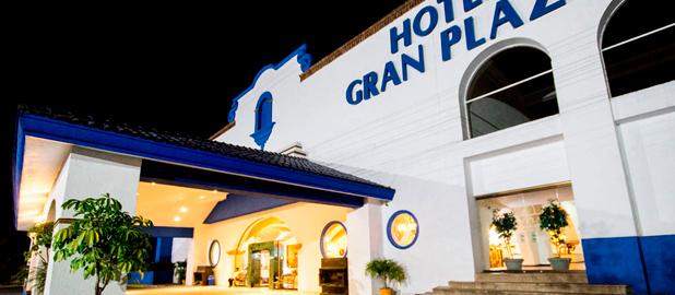 Hotel Gran Plaza Guanajuato