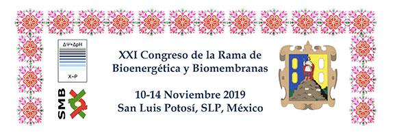 XXI Congreso Bioenergética y Biomembranas