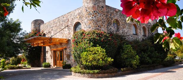 Hotel Hacienda Cantalagua