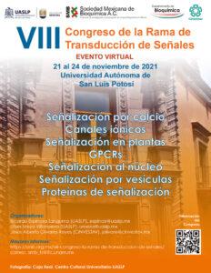 VIII Congreso de la Rama de Transducción de Señales